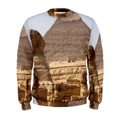 Pyramid Egypt Men s Sweatshirts