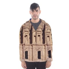 PETRA JORDAN Hooded Wind Breaker (Men)