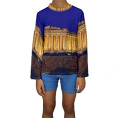Parthenon 2 Kid s Long Sleeve Swimwear