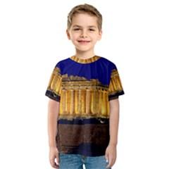 PARTHENON 2 Kid s Sport Mesh Tees