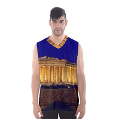 PARTHENON 2 Men s Basketball Tank Top