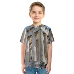 PARTHENON Kid s Sport Mesh Tees