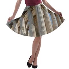 PARTHENON A-line Skater Skirt