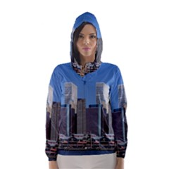 Ny Liberty 2 Hooded Wind Breaker (women)
