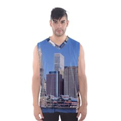 Ny Liberty 2 Men s Basketball Tank Top