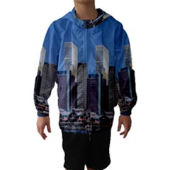 Ny Liberty 2 Hooded Wind Breaker (kids)