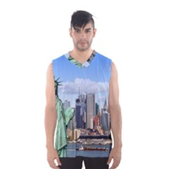 NY LIBERTY 1 Men s Basketball Tank Top