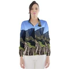 Machu Picchu Wind Breaker (women)