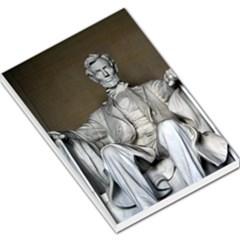Lincoln Memorial Large Memo Pads