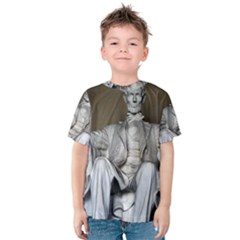 LINCOLN MEMORIAL Kid s Cotton Tee