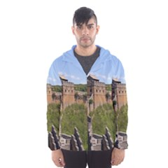 GREAT WALL OF CHINA 3 Hooded Wind Breaker (Men)