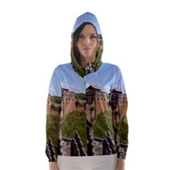 GREAT WALL OF CHINA 3 Hooded Wind Breaker (Women)