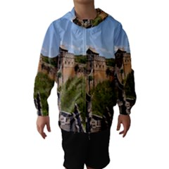 GREAT WALL OF CHINA 3 Hooded Wind Breaker (Kids)