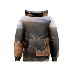Great Wall Of China 2 Kid s Pullover Hoodies