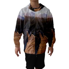 GREAT WALL OF CHINA 2 Hooded Wind Breaker (Kids)