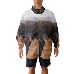 GREAT WALL OF CHINA 2 Wind Breaker (Kids)