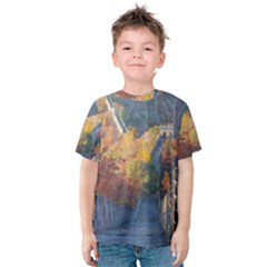 GREAT WALL OF CHINA 1 Kid s Cotton Tee