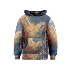Great Wall Of China 1 Kid s Pullover Hoodies