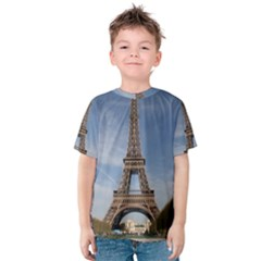 EIFFEL TOWER Kid s Cotton Tee