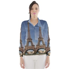 EIFFEL TOWER Wind Breaker (Women)