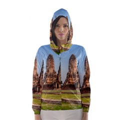 CHAIWATTHANARAM Hooded Wind Breaker (Women)