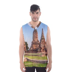 CHAIWATTHANARAM Men s Basketball Tank Top