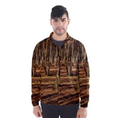 WOOD SHADOWS Wind Breaker (Men)