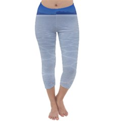 Salt Flats Capri Winter Leggings