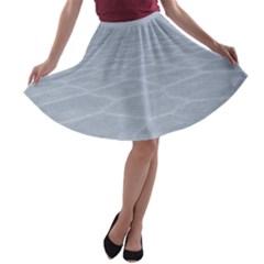 SALT FLATS A-line Skater Skirt