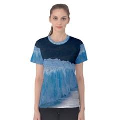 Perito Moreno Glacier Women s Cotton Tee