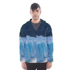 PERITO MORENO GLACIER Hooded Wind Breaker (Men)