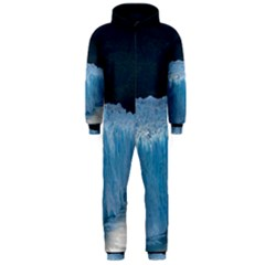 Perito Moreno Glacier Hooded Jumpsuit (men)
