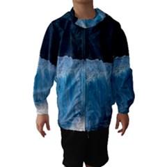 PERITO MORENO GLACIER Hooded Wind Breaker (Kids)