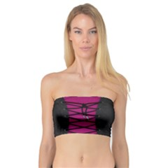 medieval / gothic corsage Women s Bandeau Tops