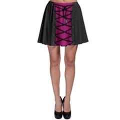medieval / gothic corsage Skater Skirts