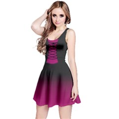 Medieval / Gothic Corsage Reversible Sleeveless Dresses