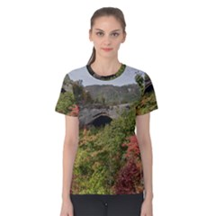 Natural Arch Women s Cotton Tee