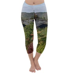 NATURAL ARCH Capri Winter Leggings