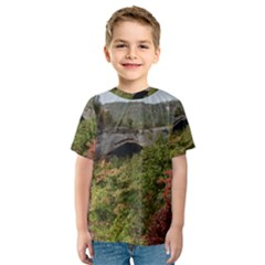 NATURAL ARCH Kid s Sport Mesh Tees