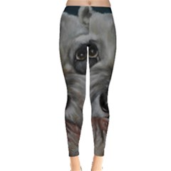 The Schnauzer Women s Leggings
