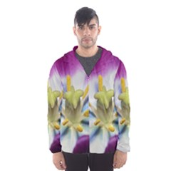 Purple Beauty Hooded Wind Breaker (Men)