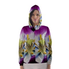 Purple Beauty Hooded Wind Breaker (Women)
