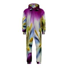 Purple Beauty Hooded Jumpsuit (Kids)