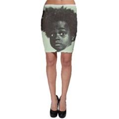 Men s NappyHead BW  Bodycon Skirts