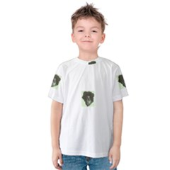 Men s NappyHead BW  Kid s Cotton Tee