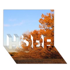 BEAUTIFUL AUTUMN DAY HOPE 3D Greeting Card (7x5)