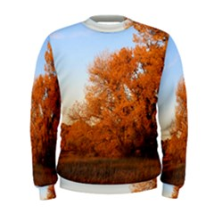 BEAUTIFUL AUTUMN DAY Men s Sweatshirts