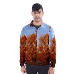 BEAUTIFUL AUTUMN DAY Wind Breaker (Men)