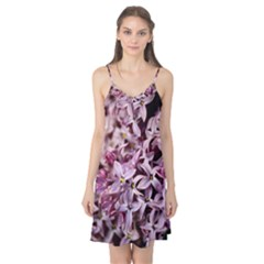 Purple Lilacs Camis Nightgown