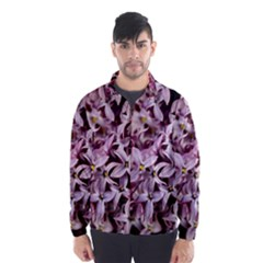 PURPLE LILACS Wind Breaker (Men)